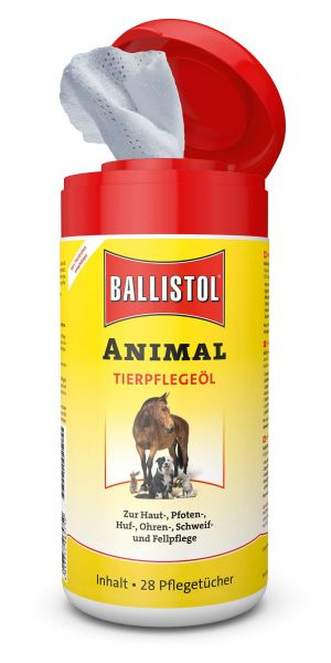 Ballistol Animal Tücher-Spenderbox