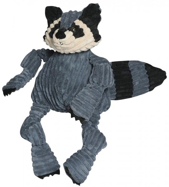 "Hugglehounds Knottie ""with Tuffut Technology"" Raccoon Small"