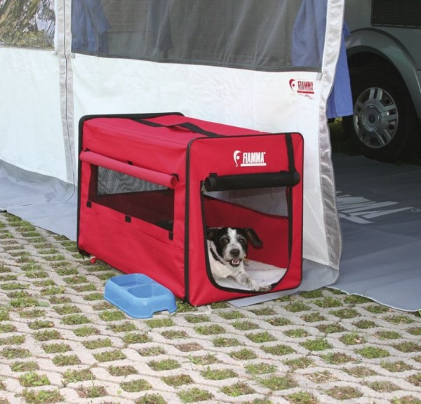 Fiamma Carry Dog faltbare Hundebox