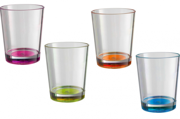 Brunner Trinkglas-Set Multiglass